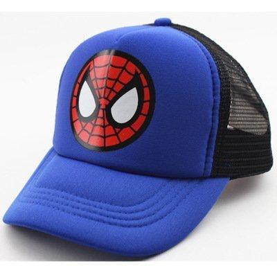Hot Sale Snapback Summer Cartoon Baseball Cap Kids Baby&Girls Adjustable Caps Fashion Children Hip-Hop Hat 38