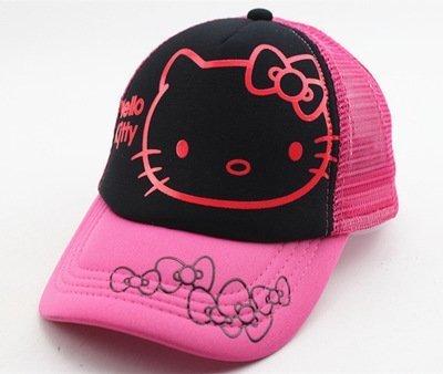 Hot Sale Snapback Summer Cartoon Baseball Cap Kids Baby&Girls Adjustable Caps Fashion Children Hip-Hop Hat 44