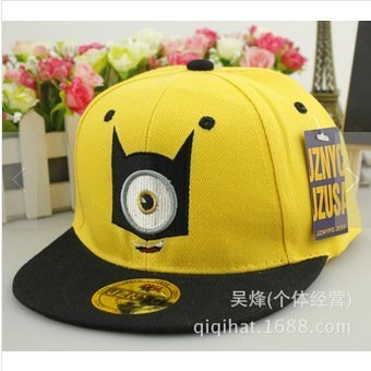 Hot Sale Snapback Summer Cartoon Baseball Cap Kids Baby&Girls Adjustable Caps Fashion Children Hip-Hop Hat 20