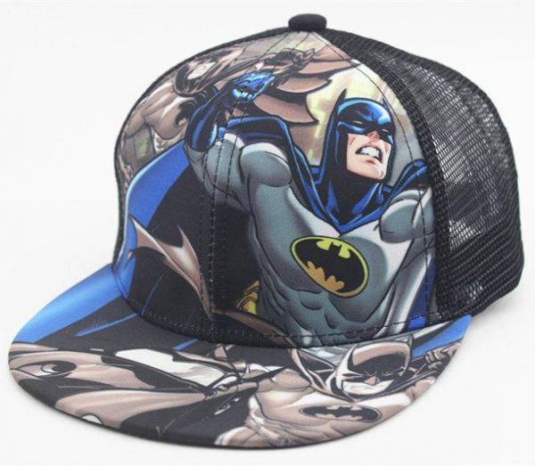 Hot Sale Snapback Summer Cartoon Baseball Cap Kids Baby&Girls Adjustable Caps Fashion Children Hip-Hop Hat 22