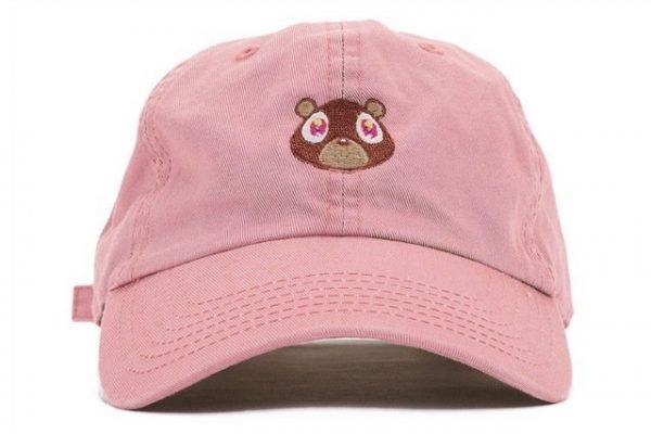 Kanye West Ye Bear Dad Hat Lovely Baseball Cap Summer For Men Women Snapback Caps Unisex Exclusive Release Hip Hop Hot Style Hat 20