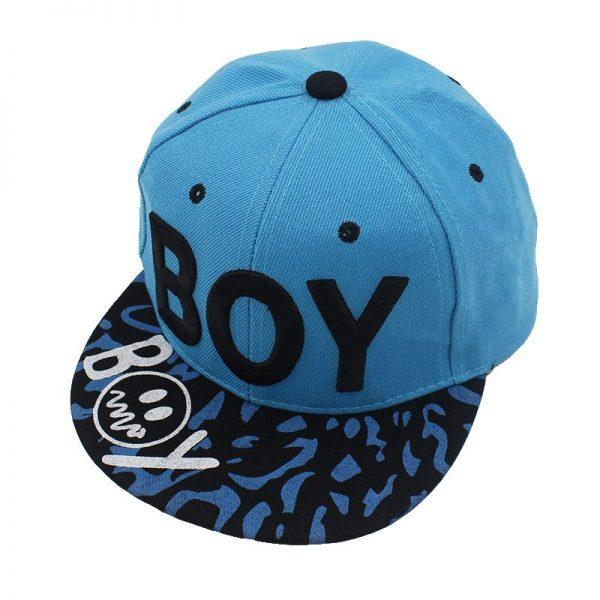 LOVINGSHA New Spring Summer Baby 3D Letter BOY cap boy Adjustable Baseball Cap 3-8 Years Kids Snapback Hip-Hop Hats Sun Hat C-12 8