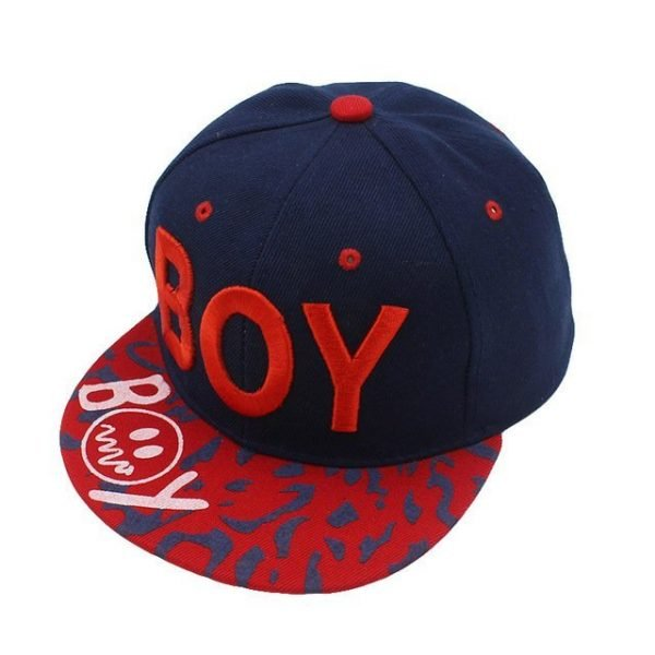 LOVINGSHA New Spring Summer Baby 3D Letter BOY cap boy Adjustable Baseball Cap 3-8 Years Kids Snapback Hip-Hop Hats Sun Hat C-12 26