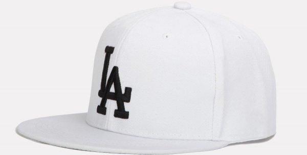 Ladybro LA Baseball Cap Men Women Snapback Cap Hat Female Male Hip Hop Bone Cap Black Cool 2017 Brand Fashion Street Adjustable 6