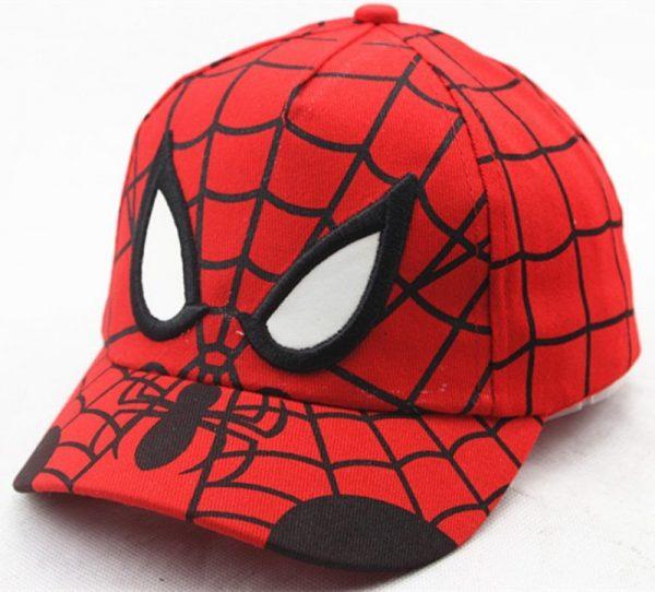 MAITRI New Arrival Kids Baseball Cap Fashion Spider-man Boys Snapback Caps Children Summer Hats Sun Hat 2232 2