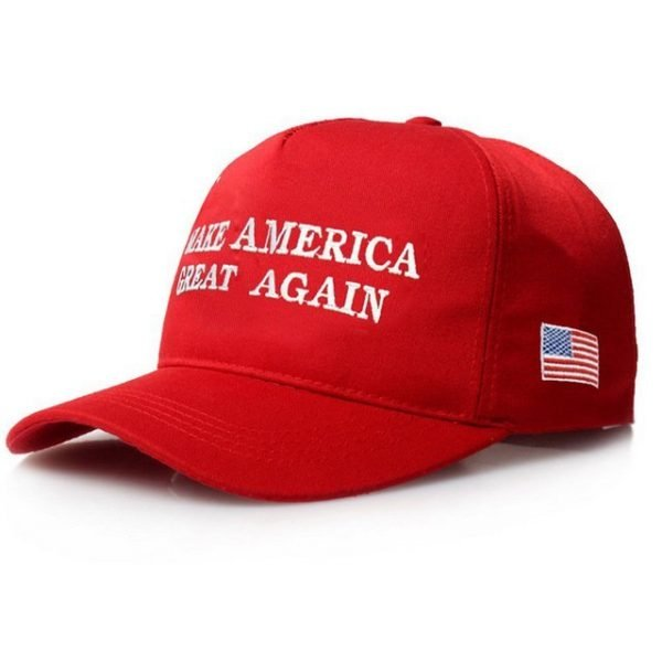 Make America Great Again Letter Print Donald Trump Hat Republican Snapback Baseball Cap Polo Hat For President USA Hat 18