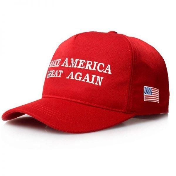 Make America Great Again Letter Print Donald Trump Hat Republican Snapback Baseball Cap Polo Hat For President USA Hat 2