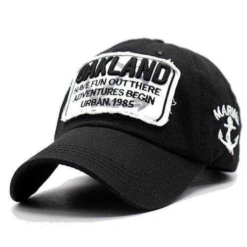 Men Snapback Caps Women Baseball Cap Oakland Brand Casquette Hats For Men Bone Letter Gorras Embroidered 2018 Baseball Cap Hats 16