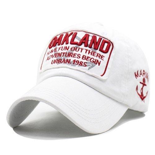 Men Snapback Caps Women Baseball Cap Oakland Brand Casquette Hats For Men Bone Letter Gorras Embroidered 2018 Baseball Cap Hats 7