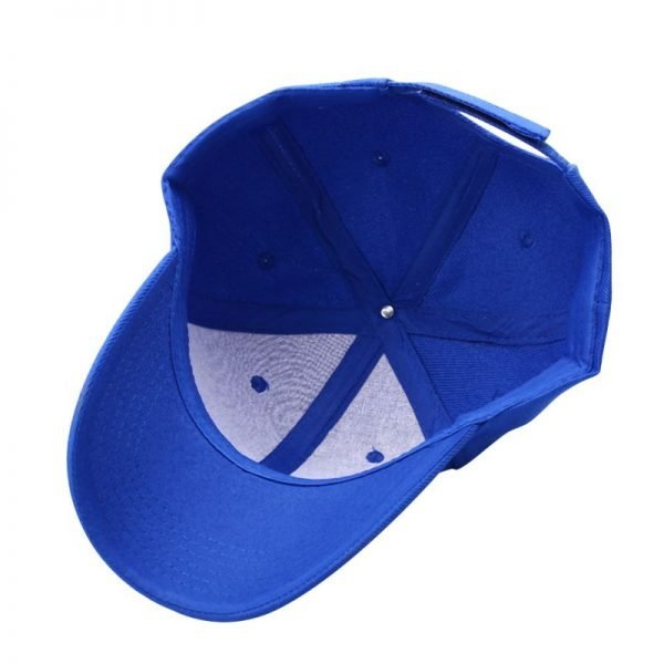 Men Women Plain Baseball Cap Unisex Curved Visor Hat Hip-Hop Adjustable Peaked Hat Visor Caps Solid Color LM93 8