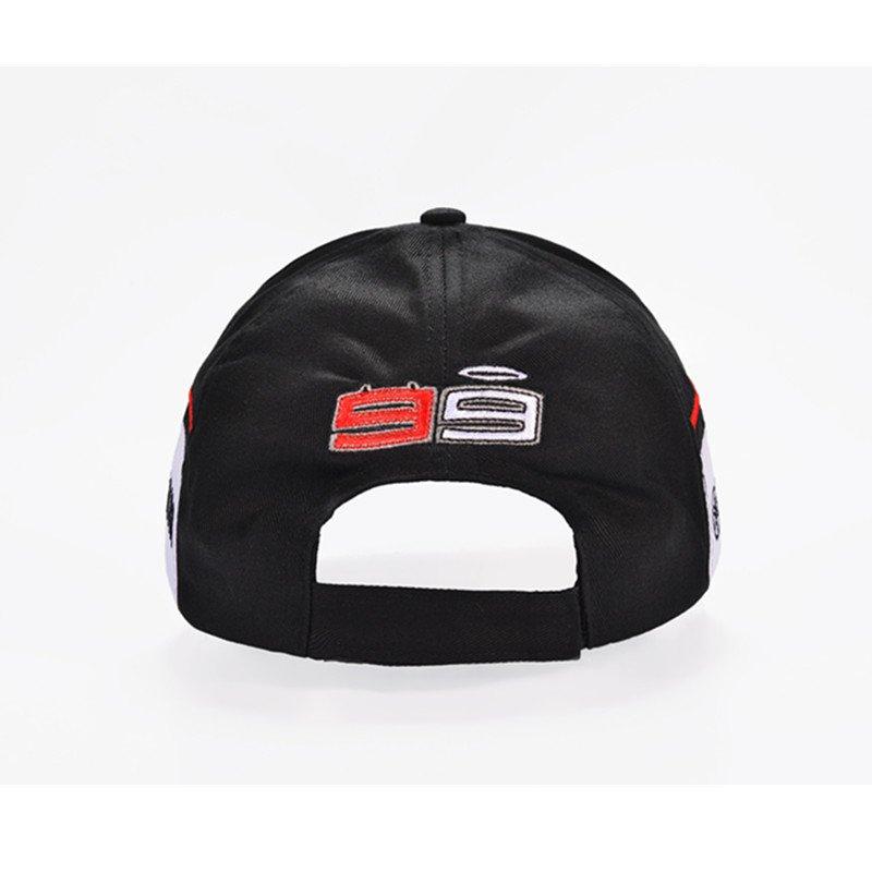 New Black Red F1 racing cap Car Motocycle Racing MOTO GP VR 99 rossi Embroidery hiphop cotton trucker Yamaha Baseball Cap Hat 9