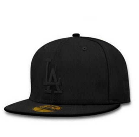 New LA Baseball Cap Adjustable Sun Hat Cotton Snapback Cap Women Men Street Skateboard Hip Hop Bone Icon Cap Men Women K-pop Hat 22