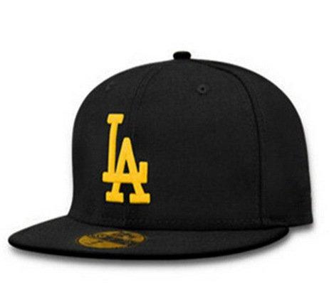 New LA Baseball Cap Adjustable Sun Hat Cotton Snapback Cap Women Men Street Skateboard Hip Hop Bone Icon Cap Men Women K-pop Hat 12