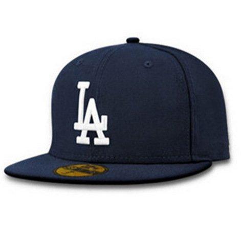 New LA Baseball Cap Adjustable Sun Hat Cotton Snapback Cap Women Men Street Skateboard Hip Hop Bone Icon Cap Men Women K-pop Hat 26