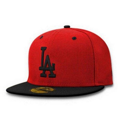 New LA Baseball Cap Adjustable Sun Hat Cotton Snapback Cap Women Men Street Skateboard Hip Hop Bone Icon Cap Men Women K-pop Hat 30