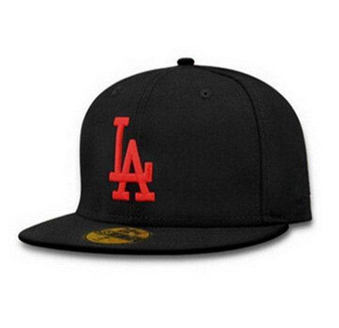 New LA Baseball Cap Adjustable Sun Hat Cotton Snapback Cap Women Men Street Skateboard Hip Hop Bone Icon Cap Men Women K-pop Hat 32