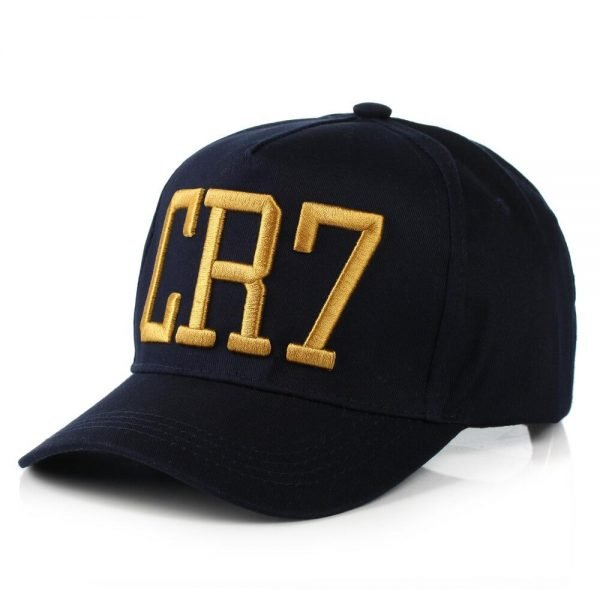 Newest Style Cristiano Ronaldo CR7 Hats Baseball Caps Hip Hop Caps Snapback Hats for Men Women High Quality 4