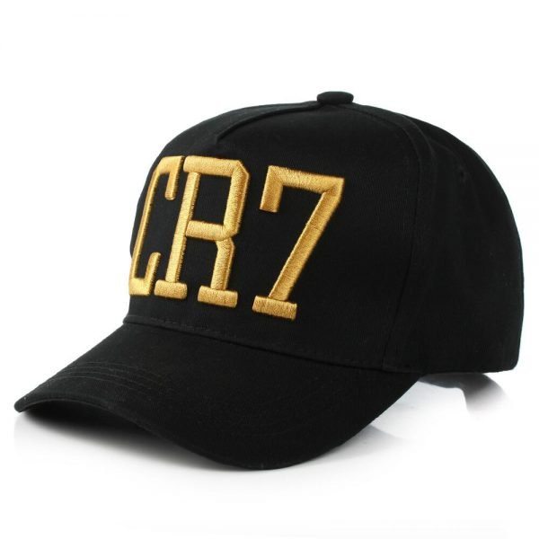 Newest Style Cristiano Ronaldo CR7 Hats Baseball Caps Hip Hop Caps Snapback Hats for Men Women High Quality 3