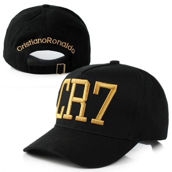 Newest Style Cristiano Ronaldo CR7 Hats Baseball Caps Hip Hop Caps Snapback Hats for Men Women High Quality 2