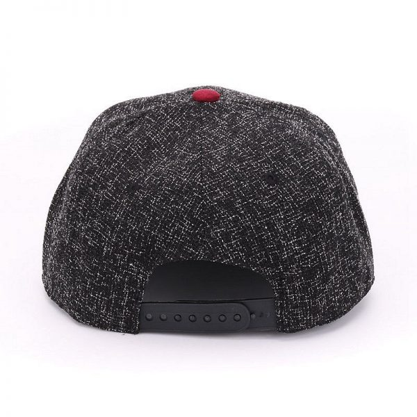 Quality Snapback cap NY round triangle embroidery brand flat brim baseball cap youth hip hop cap and hat for boys and girls 10