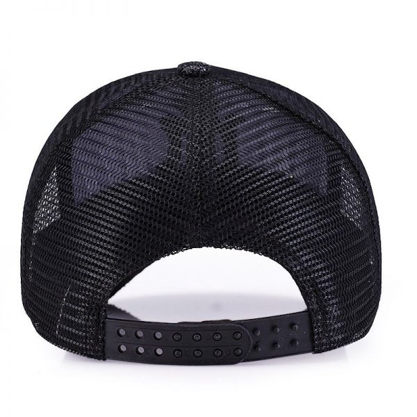 New Branded Baseball Caps Canada Women's Cap With Mesh Bone Hip Hop Lady Embroidery Hats Sequins RC1134 8