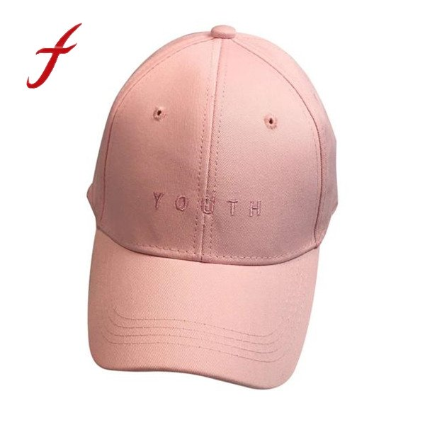 Brand New Cotton Mens Hat Youth Letter Print Unisex Women Men Hats Baseball Cap Snapback Casual Caps 12