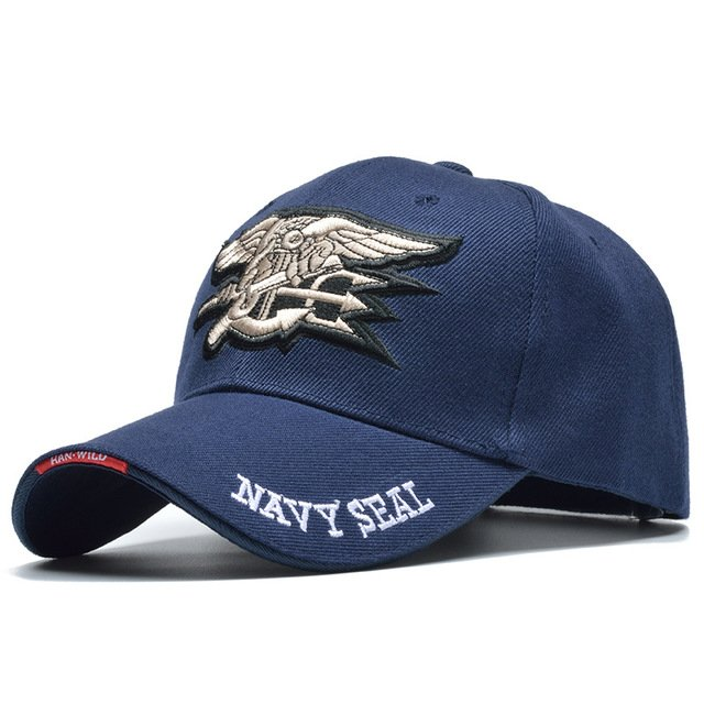 Summer Cool Male US Navy Seal Cap Air Soft  Tactical Bone Gorras Baseball Caps Army Hat Solider Casquette 15
