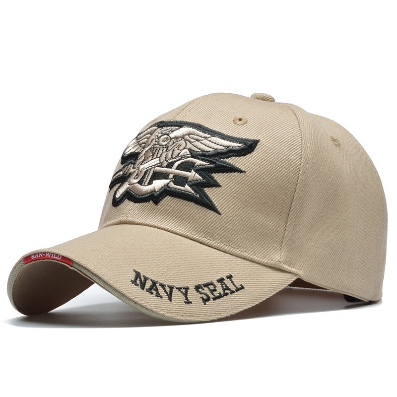 Summer Cool Male US Navy Seal Cap Air Soft  Tactical Bone Gorras Baseball Caps Army Hat Solider Casquette 5