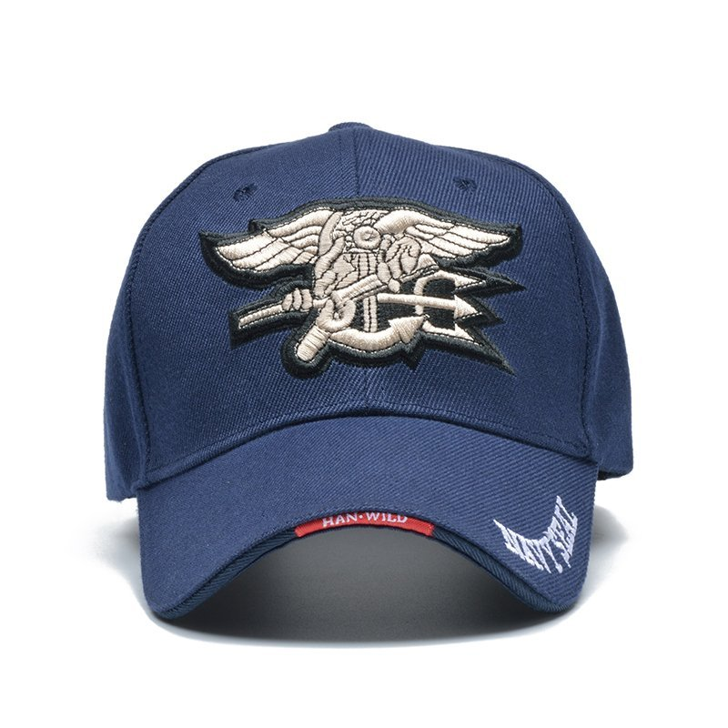 Summer Cool Male US Navy Seal Cap Air Soft  Tactical Bone Gorras Baseball Caps Army Hat Solider Casquette 7