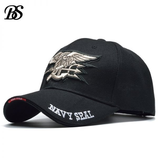 Summer Cool Male US Navy Seal Cap Air Soft Tactical Bone Gorras Baseball Caps Army Hat Solider Casquette 2