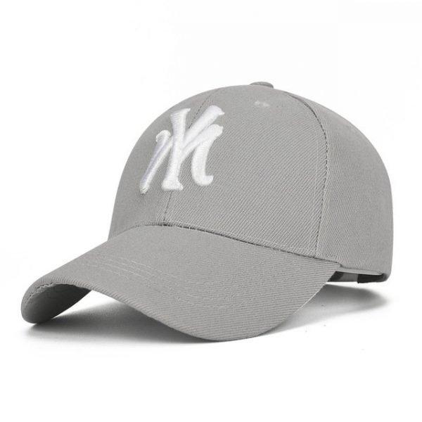 Unisex Cotton Baseball Cap NY Men&Women Snapback Cool Sun Hat Letter Adjustable Casquette Bone Cap Male Sport Bone Gorras Cap 24