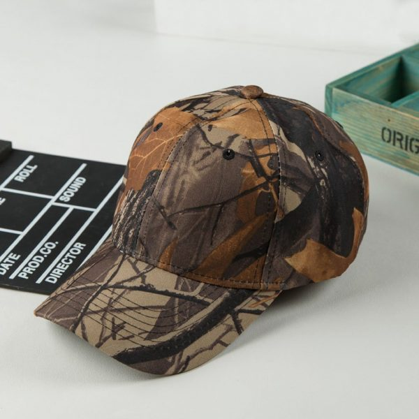 Unisex Snapback Camouflage Wild Hiking Army Camo Cap Tactical  Adjustable Baseball Cap Hat gorra casquette for men and women 6