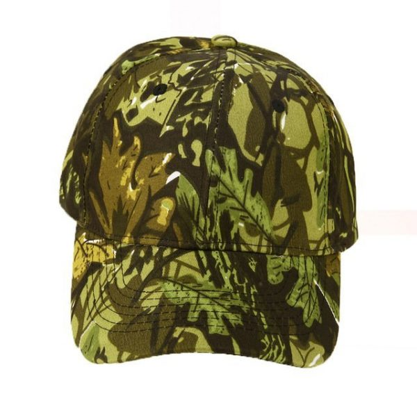 Unisex Snapback Camouflage Wild Hiking Army Camo Cap Tactical Adjustable Baseball Cap Hat gorra casquette for men and women 14