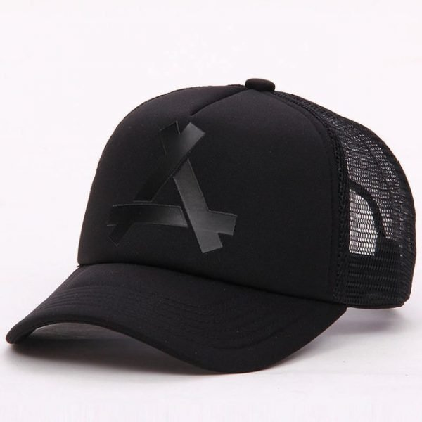 New Summer Baseball Mesh Golf Cap Cap Snapback Hat Fashionable Polo Sports Hiphop Trucker Hat God Men Women Cap 16