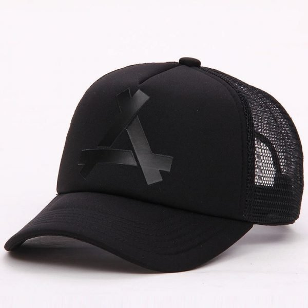 New Summer Baseball Mesh Golf Cap Cap Snapback Hat Fashionable Polo Sports Hiphop Trucker Hat God Men Women Cap 12