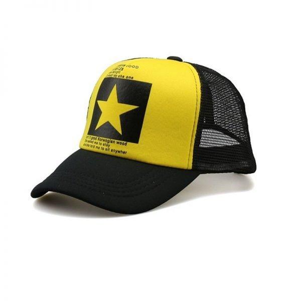 VORON New Super Big Stars cap Hat Autumn-summer baseball snapcap snapback caps Men women hiphop sport hats Gorras hat cap 8