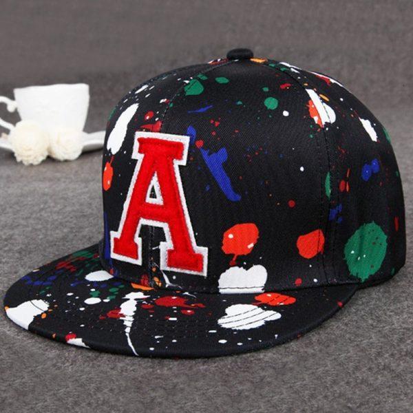 Wholesale Fashion Hip Hop Cap Graffiti Brand Snapback Cap Men Women Baseball Cap Snapback Hat Casquette Planas Gorras 10