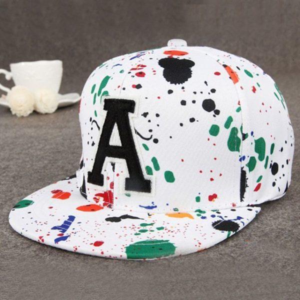 Wholesale Fashion Hip Hop Cap Graffiti Brand Snapback Cap Men Women Baseball Cap Snapback Hat Casquette Planas Gorras 14
