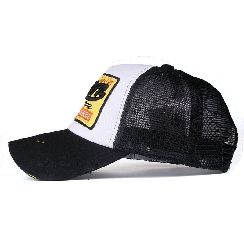 [Xthree]summer snapback hat baseball cap mesh cap cheap cap casquette bone hat for men women casual gorras 3