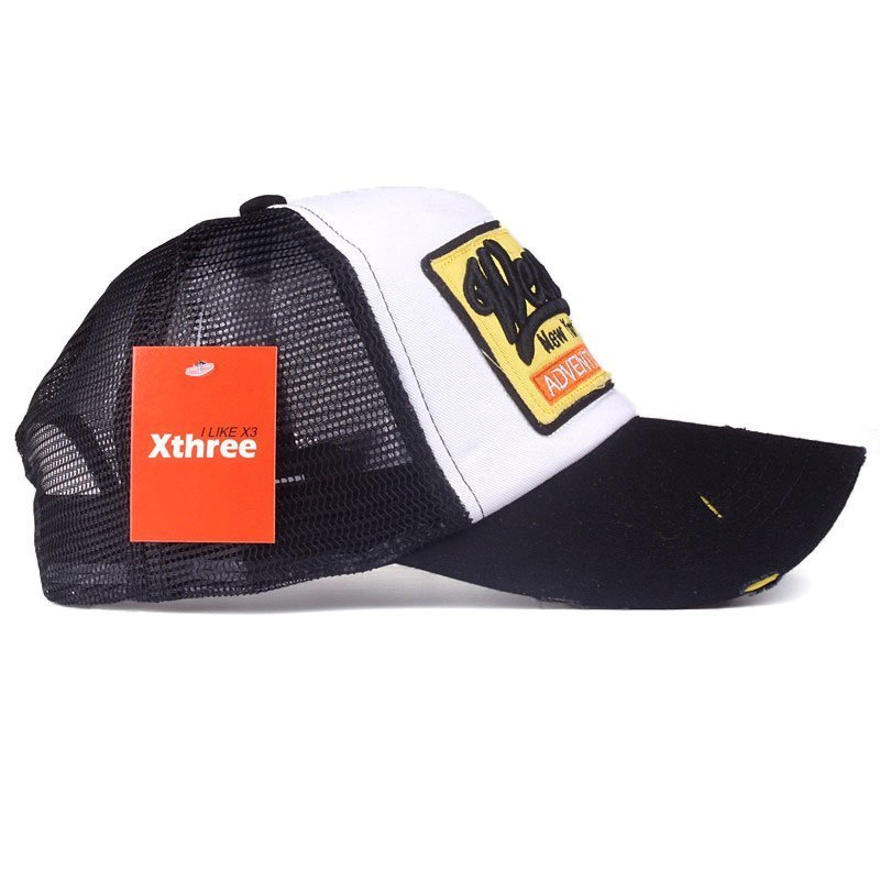[Xthree]summer snapback hat baseball cap mesh cap cheap cap casquette bone hat for men women casual gorras 11