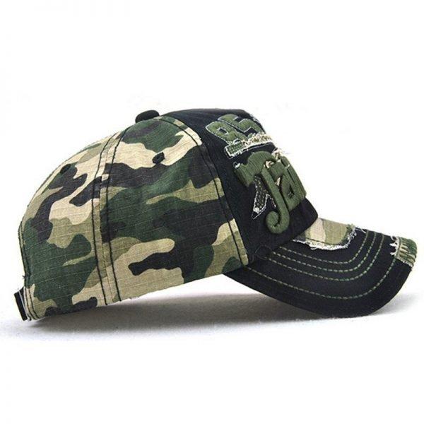 Xthree unisex camouflage baseball cap swag cap Casual Outdoor Sport snapback Hat for men Cap women gorra  casquette Wholesale 4