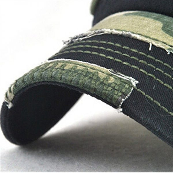 Xthree unisex camouflage baseball cap swag cap Casual Outdoor Sport snapback Hat for men Cap women gorra  casquette Wholesale 6
