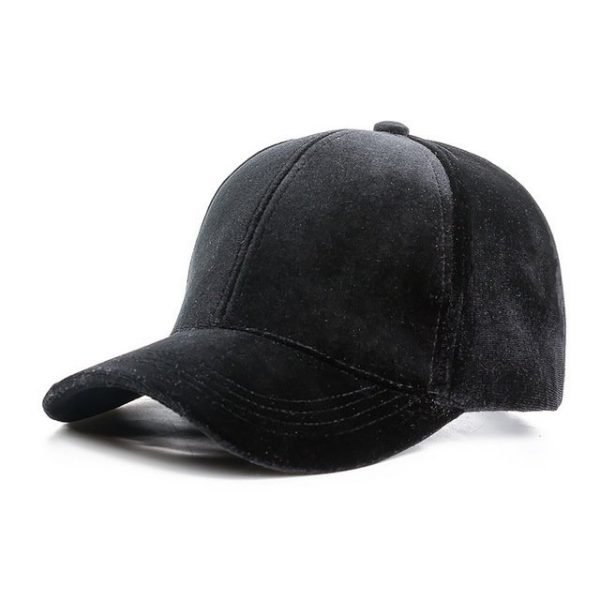 Xuyijun Baseball Caps with no embroidery strap Simple Suede back cap and hat for men and women's hat on white 6 colors 8