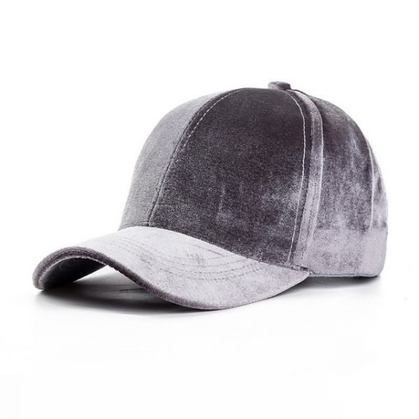 Xuyijun Baseball Caps with no embroidery strap Simple Suede back cap and hat for men and women's hat on white 6 colors 12