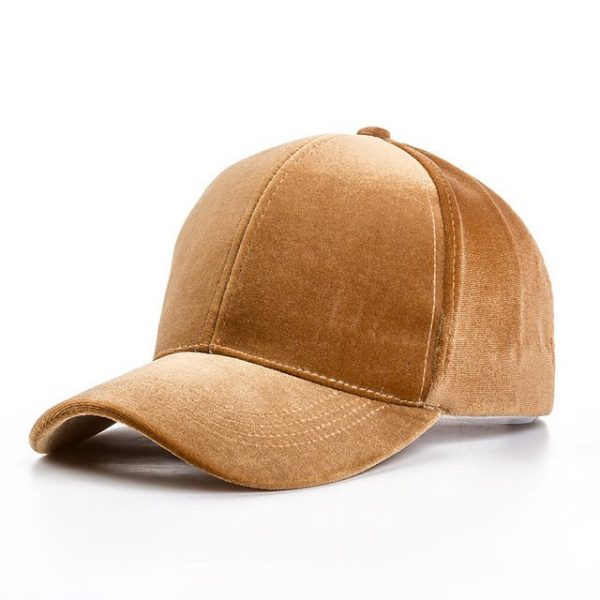 Xuyijun Baseball Caps with no embroidery strap Simple Suede back cap and hat for men and women's hat on white 6 colors 7