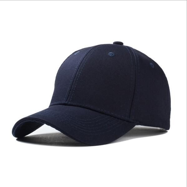 Xuyijun Durable New Masculino Snapback Casquette Gorras Blank Curved Solid Color Adjustable Baseball Cap Bone dad Caps 20