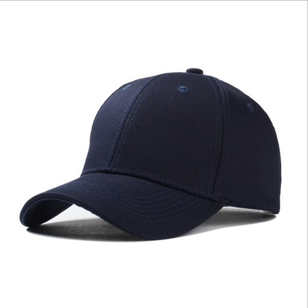 Xuyijun Durable New Masculino Snapback Casquette Gorras  Blank Curved Solid Color Adjustable Baseball Cap Bone dad Caps 19