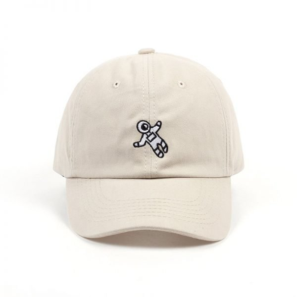newest spaceman embroidery baseball cap 4 colors available unisex fashion dad hats adjustable cotton snapback hats casual caps 4
