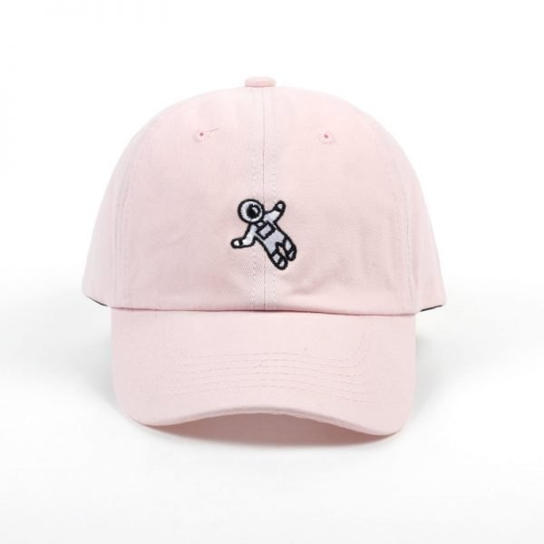 newest spaceman embroidery baseball cap 4 colors available unisex fashion dad hats adjustable cotton snapback hats casual caps 6