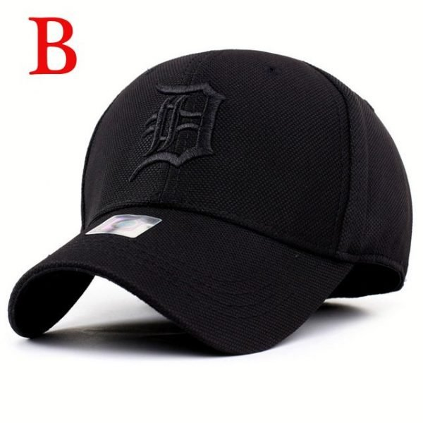 solid unisex black baseball cap men snapback hat  women cap flexfit fitted hat Closed  Male full cap  Gorras Bones trucker hat 20